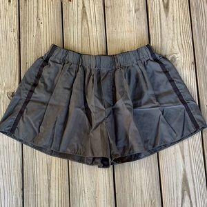 Rag & Bone Charcoal Grey Running Shorts. Small
